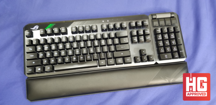 ASUS Claymore II Cover