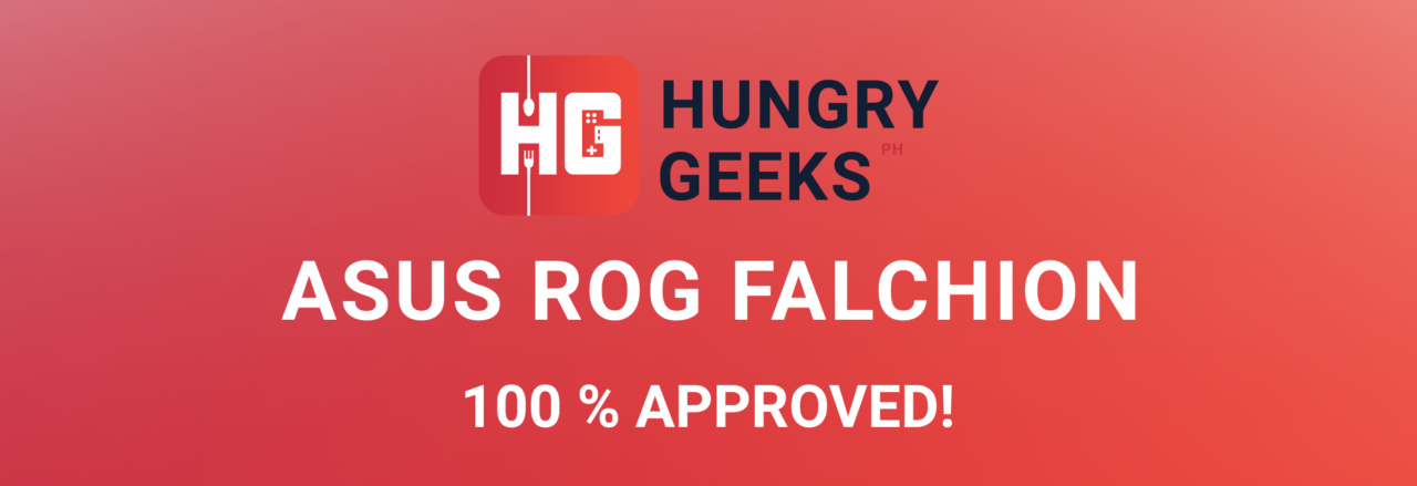 ROG Falchion 100% Approved