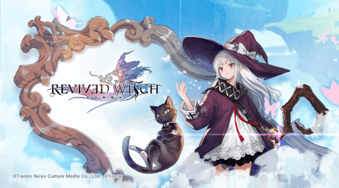 Revived Witch Cover