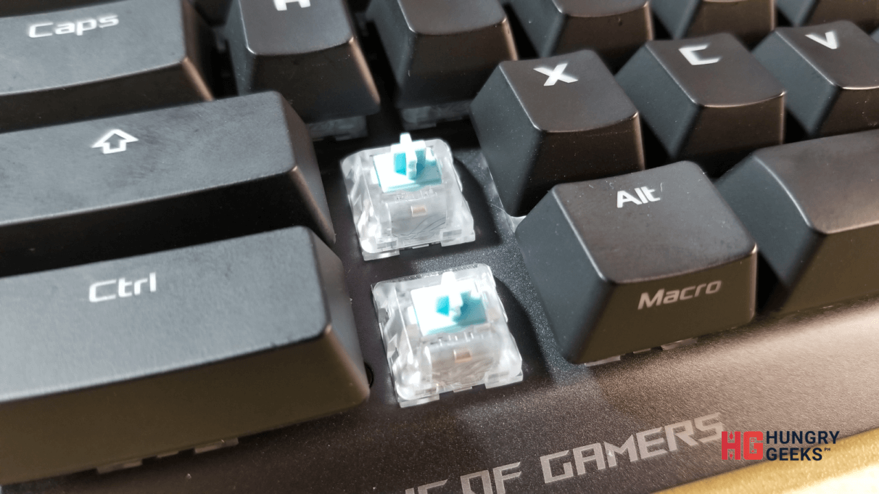 ROG NX Blue Switches