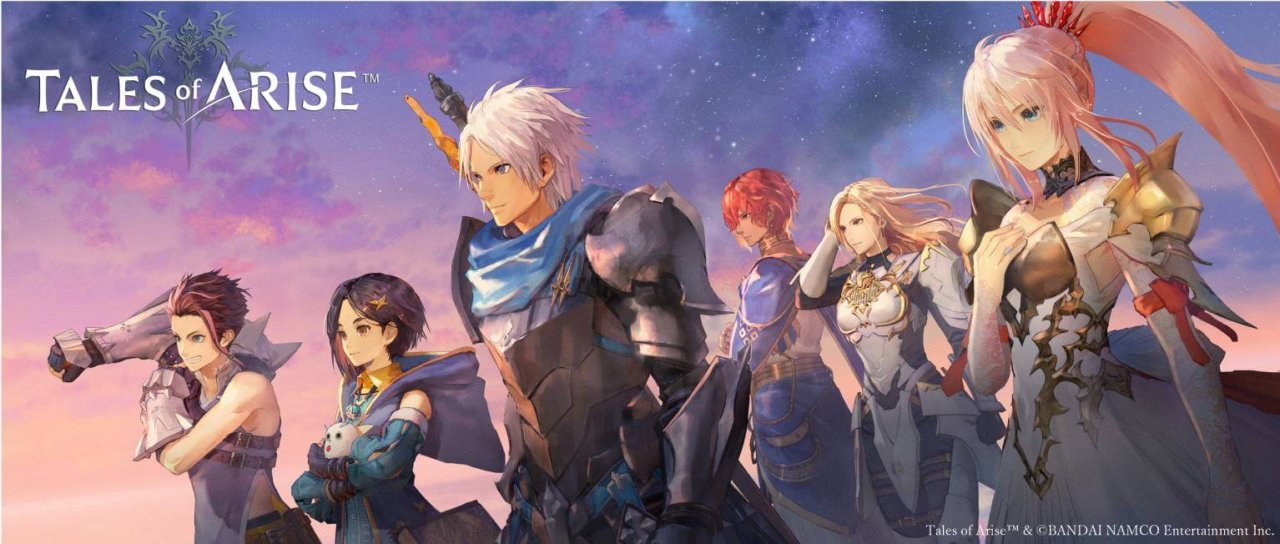 Tales of Arise Party